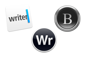 The best focused-writing apps for OS X