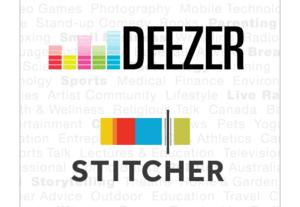 Deezer adds podcasts and talk