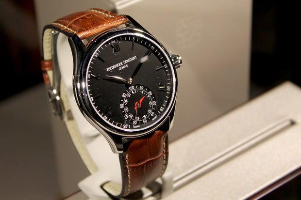 Swiss luxury watchmakers