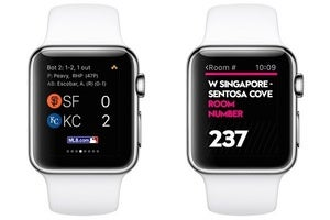 The first Apple Watch apps have arrived, sort of