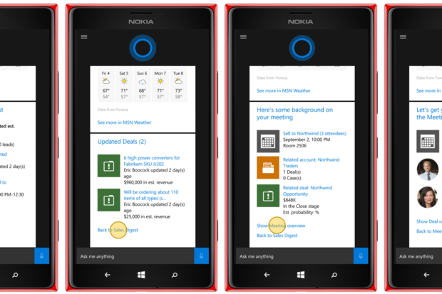 Microsoft's brand-new CRM boss takes the wraps off Dynamics CRM 2016