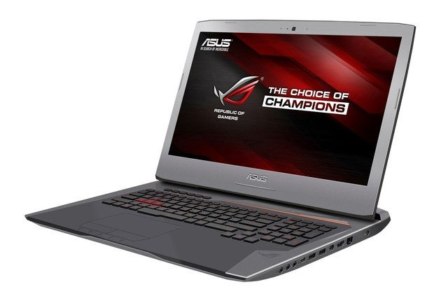 Asus G752 revamps the ROG
