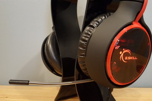 G.Skill Ripjaws SR910 review: Fancy features don't always make for a worthwhile headset