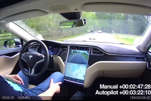 Here's why self-driving cars may never really be self-driving