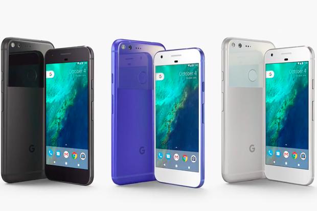 Google Pixel phone packs a powerful voice assistant, but it's no Alexa