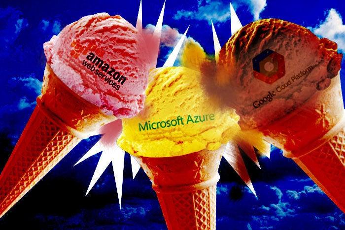 Battle of the clouds: Amazon Web Services vs. Microsoft Azure vs. Google Cloud Platform