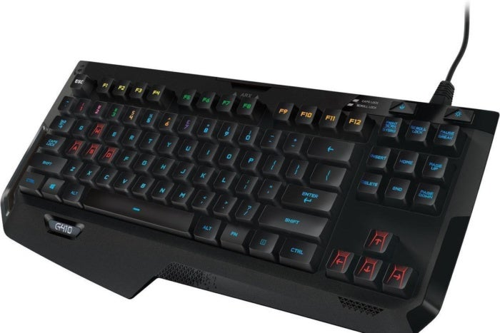 Logitech's G410 mechanical keyboard is $60 today